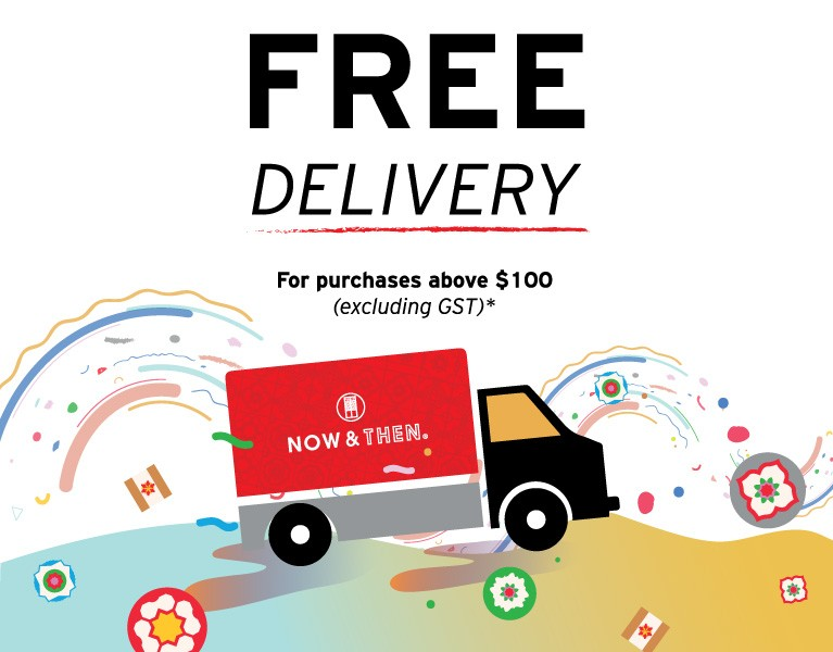 Free Delivery $100