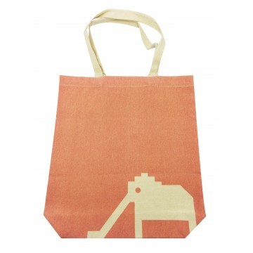 BAG PLAYGROUND BROWN (ELEPHANT)
