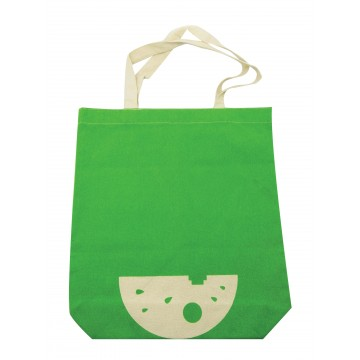 BAG PLAYGROUND GREEN (WATERMELON)