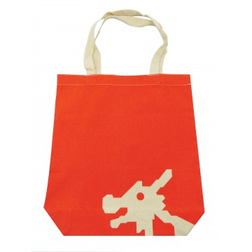BAG PLAYGROUND RED (DRAGON)