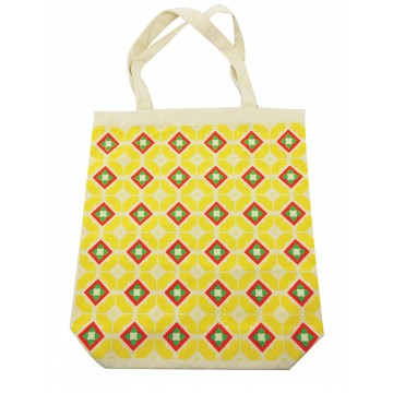 BAG PERANAKAN YELLOW