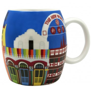 MUG iHERITAGE LITTLE INDIA BLUE