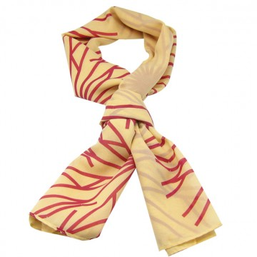 SCARF SUPERTREE BEIGE