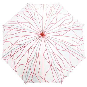 STICK UMBRELLA SUPERTREE WHITE